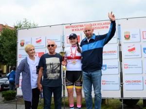 Mistrzostwa Polski Szkółek Kolarskich w kolarstwie szosowym