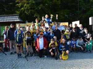 Międzywojewódzkie Mistrzotwa Młodzików w kolarstwie górskim MTB 2018