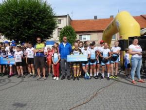 5 medali na Mistrzostwach Polski Szkółek Kolarskich w kolarstwie szosowym 2019