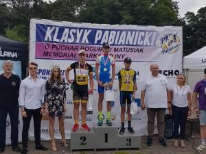 Międzywojewódzkie Mistrzostwa Młodzików - start wspólny 2019