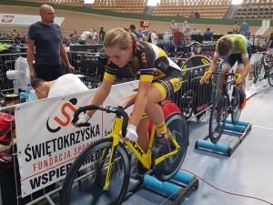 Ogólnopolska Olimpiada Młodzieży 2019 - kolarstwo torowe