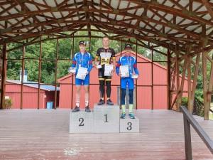 Międzywojewódzkie Mistrzostwa Młodzików - konkurencje czasowe 2019