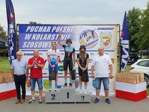 Międzywojewódzkie Mistrzostwa Młodzików - wyścig ze startu wspólnego 2021